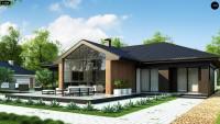Проект двухэтажного дома 6 на 6 метра Z406