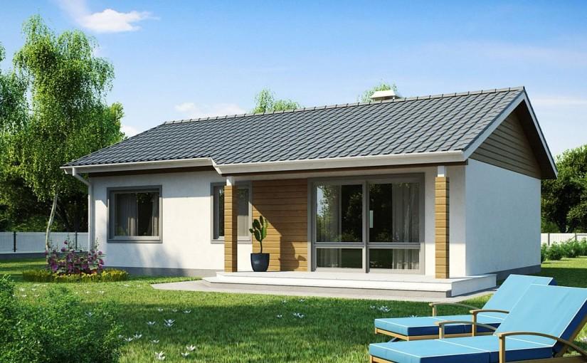 Проект дома z7 dk