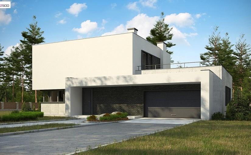 Проект дома Zx130