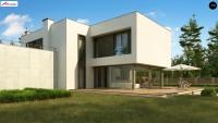 Проект дома Zx130 Фото 1