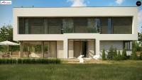 Проект дома Zx130 Фото 7
