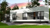 Проект дома zx141 Фото 3