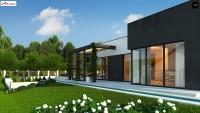 Проект дома Zx151 Фото 3