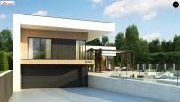 Проект дома Zx151 Фото 5