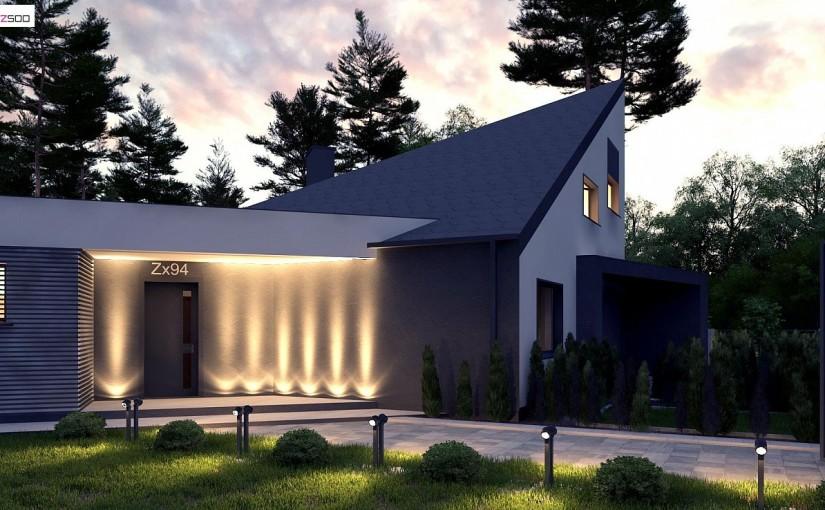 Проект дома Zx94