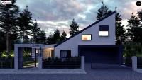 Проект дома Zx94 Фото 1