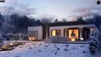 Проект дома Zx96 Фото 5