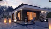 Проект дома Zx96 Фото 3