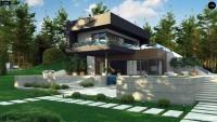 Проект дома Zx97
