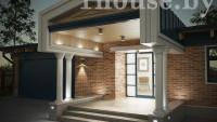 Проект дома Е-1