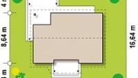 Минимальные размеры участка для проекта z136 minus