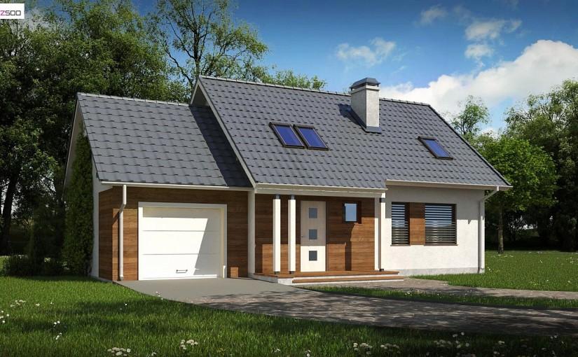 Проект дома Z101 GL