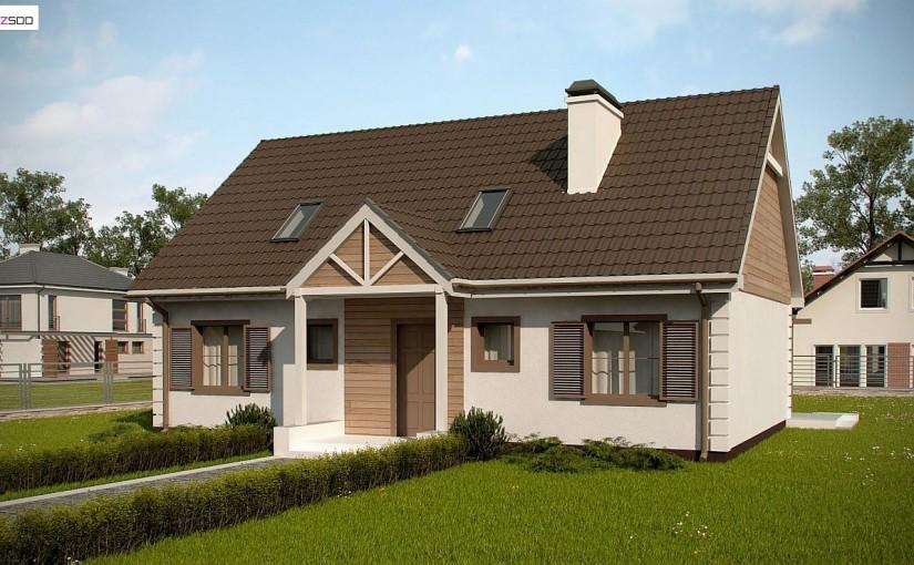 Проект дома Z8 B 40
