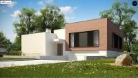 Проект дома Zx132 Фото 2