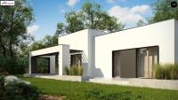 Проект дома Zx132 Фото 4