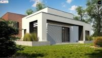 Проект дома Zx132 Фото 5
