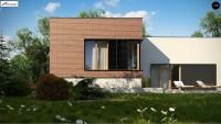 Проект дома Zx132 Фото 6