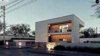 Проект дома Zx82 Фото 1
