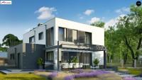 Проект дома zx91