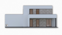Фасады проекта Zh1 Фото 3