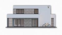 Фасады проекта Zh1 Фото 4