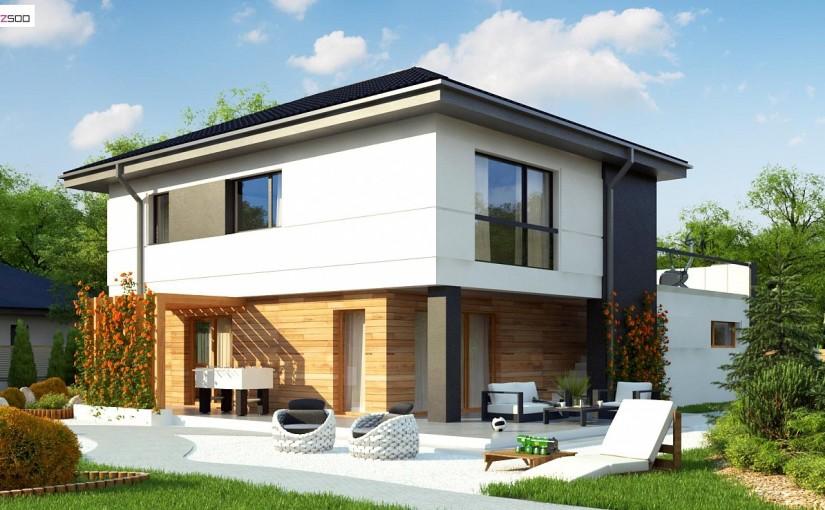 Проект дома Z319