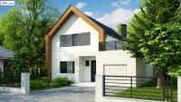 Проект дома Z424 Фото 1