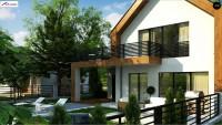 Проект дома Z424 Фото 2
