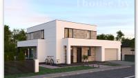 Проект дома H1