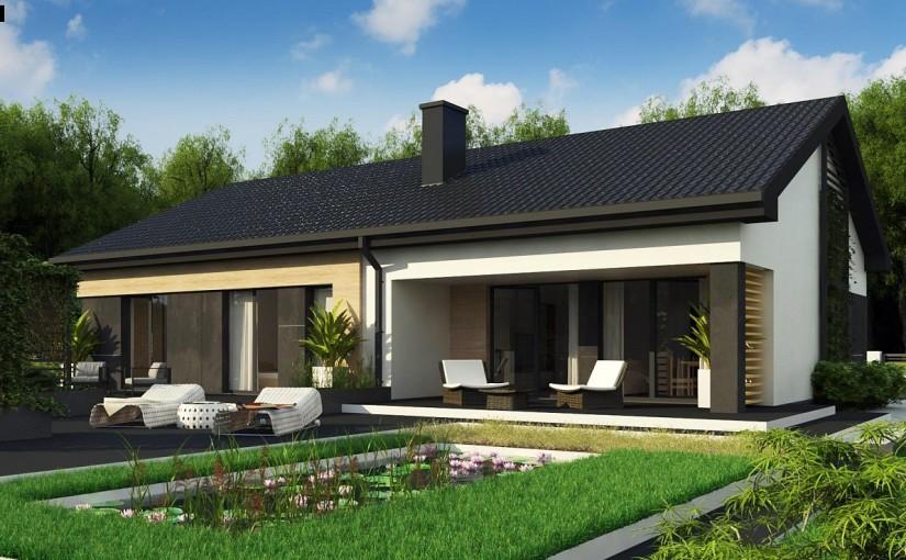 Проект дома Z349