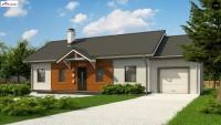 Проект дома Z241 GP Фото 4