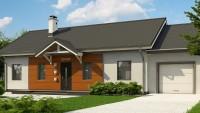 Проект дома Z241 GP HB Фото 3