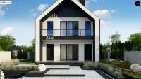 Проект дома Z442