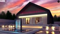 Проект дома Z446