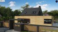 Проект дома Zx156 Фото 4