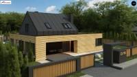 Проект дома Zx156 Фото 1