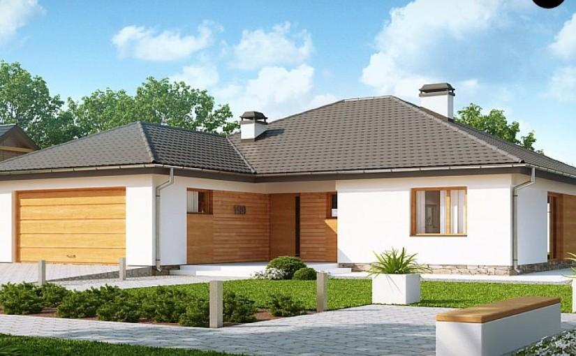 Проект дома Z199 v1