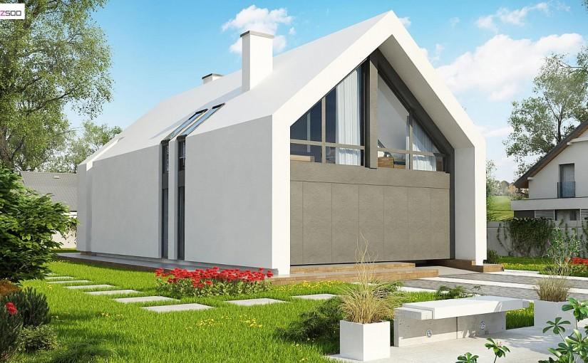 Проект дома Z215 A