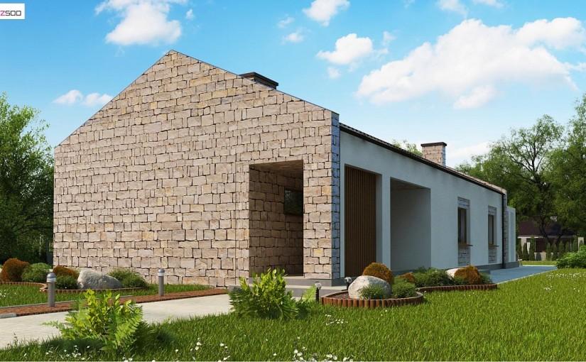 Проект дома Z314 BG
