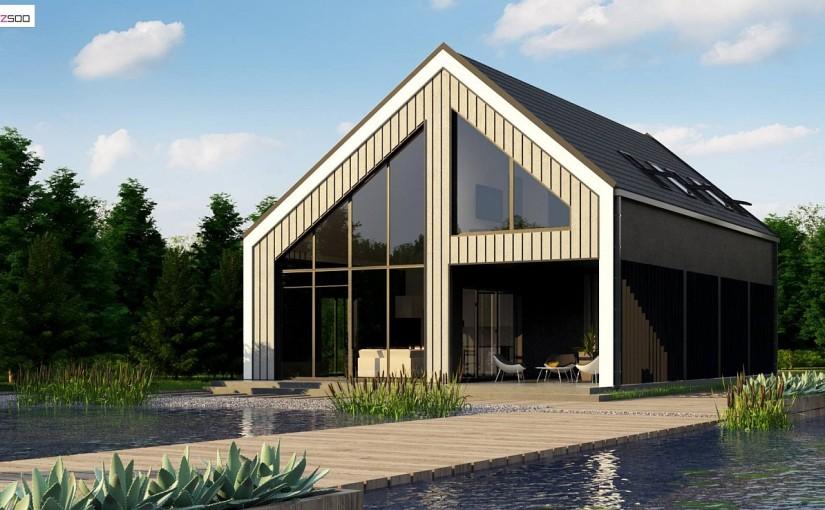 Проект дома Z445D