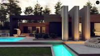 Проект дома Zx158 Фото 2