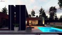 Проект дома Zx158 Фото 3