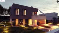 Проект дома Zx255 Фото 4