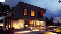 Проект дома Zx255 Фото 3
