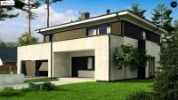 Проект дома ZX62 A Фото 2