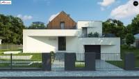 Проект дома Zx145 Фото 1
