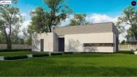 Проект дома Zx56 bg Фото 2