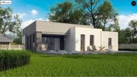 Проект дома Zx56 bg Фото 1