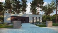 Проект дома Zx80 Фото 1