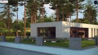 Проект дома Zx80 Фото 2
